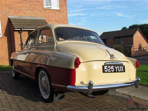 1957 skoda 440 spartak classic car