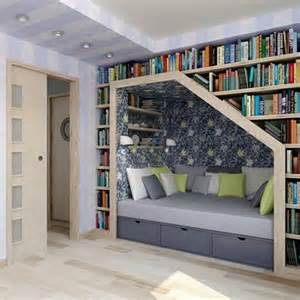 Read Bookshelf Bookcase And Reading Nook All In One Home