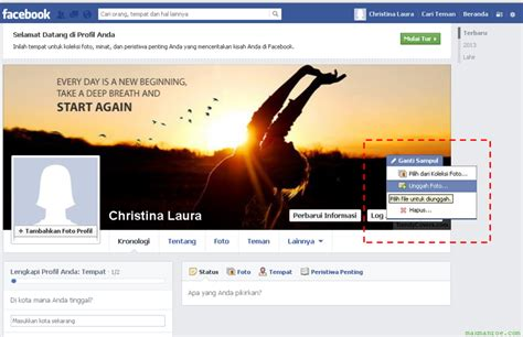 cara membuat facebook yang menarik langkah membuat facebook gudang teknologi