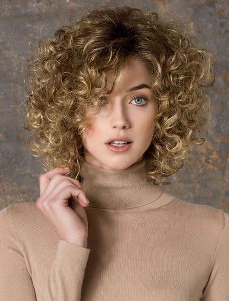 hairstyles curls long length hair curly medium length hairstyles 2018