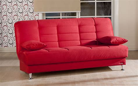 red couch with pillows true modern furniture online homesfeed