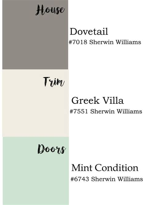 sherwin williams villa exterior paint colors by sherwin williams dovetail