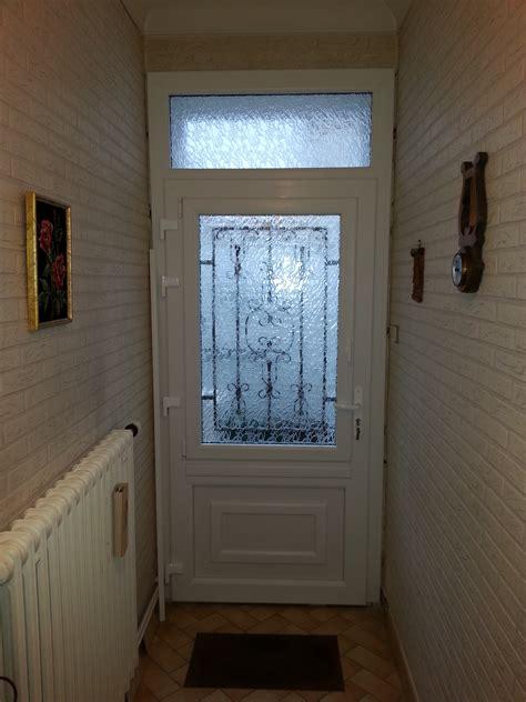 porte entree pvc renovation porte d entree pvc blanc obasinc