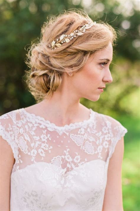Wedding Hairstyles Headband by 25 Most Coolest Wedding Hairstyles With Headband