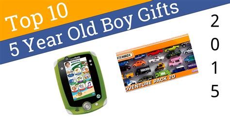 10 best 5 year old boy gifts 2015 youtube