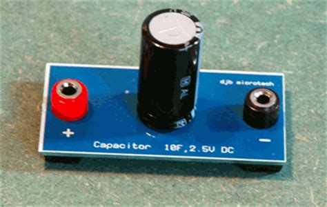 is a 10 farad capacitor 10f capacitor