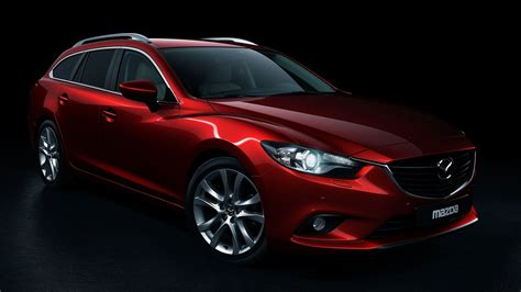 gallery mazda 6 wagon makes debut image 133948