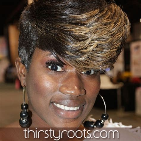 thirsty roots hairstyles 18 best ideas about funky hairstyles on pinterest black
