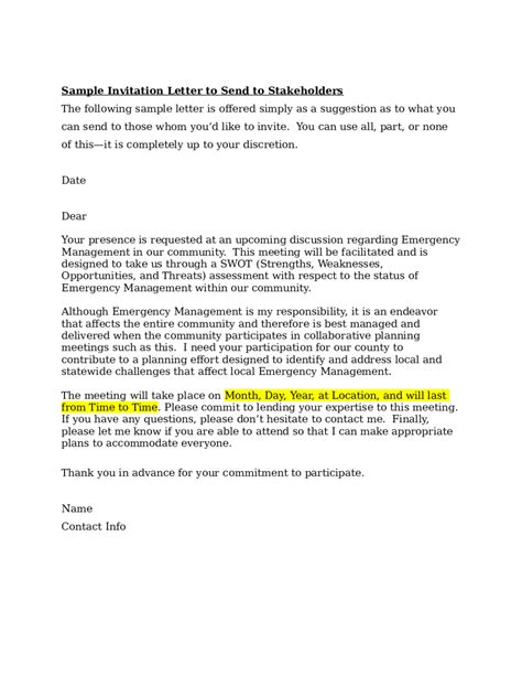 Research Stay Letter 2017 Invitation Letter Sle Fillable Printable Pdf Forms Handypdf