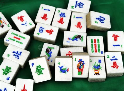 mahjong tiles stock image image of asian ancient chinese mahjong tiles stock image image of culture