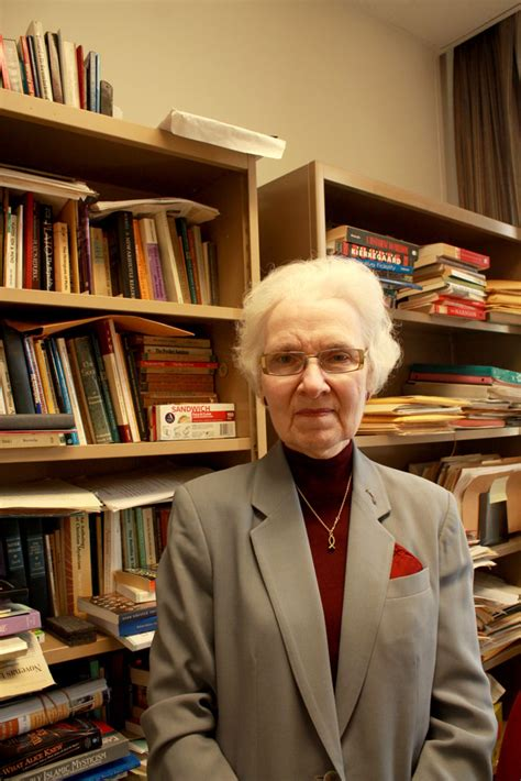 mourns professor emerita astrid o brien
