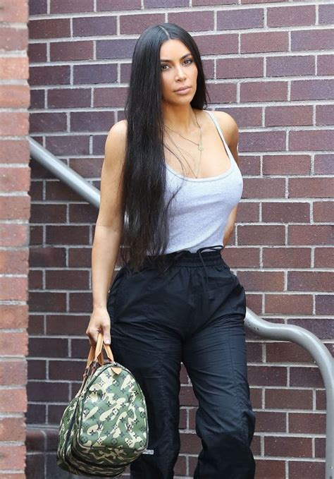 for once kim kardashian stepped out in an outfit we didnt want to kim kardashian latest photos page 4 of 38 celebmafia