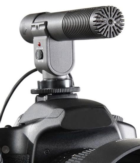 Jjc Dslr Microphone Mic 1 jjc jjc mic 1 stereo microphone for dslr and cameras