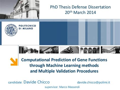 thesis dissertation doctoral thesis dissertation 2014 03 20 polimi