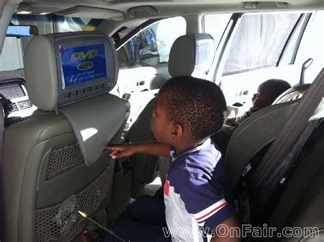 honda pilot   car headrest dvd player onfair customer testimonial