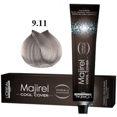 majirel coloration cool cover 9 11 cool cover majirel l oreal professionnel vopsea profesionala 50 ml