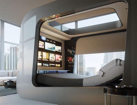 HiCan   Revolutionary Smart Bed » Gadget Flow