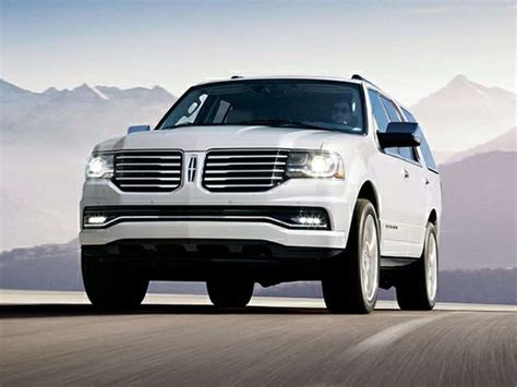 Navigator Towing Capacity by Suvs With The Highest Towing Capacity For 2016 Autobytel