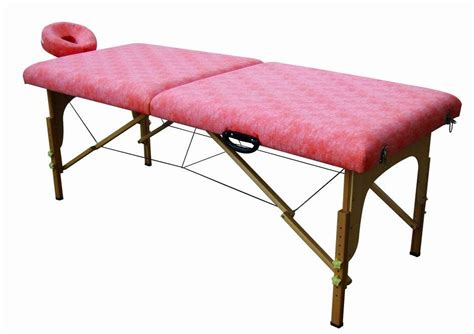 portable facial bed portable massage bed bm2513 1 china wooden massage bed