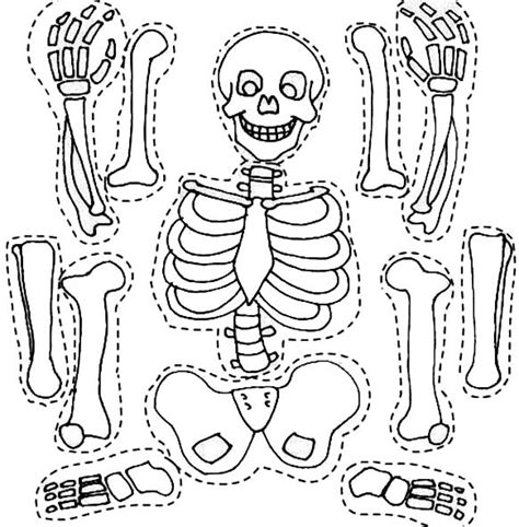 coloring pages of bones skeleton coloring pages to print sketch coloring page
