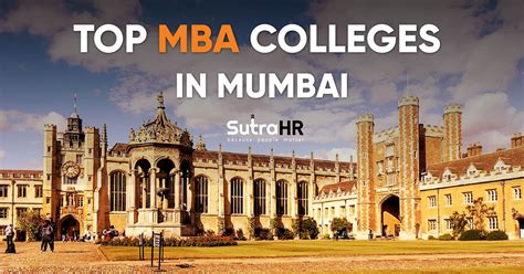 Mba Professor Salary In Mumbai by Top Mba Colleges In Mumbai Best Mba Colleges In Mumbai