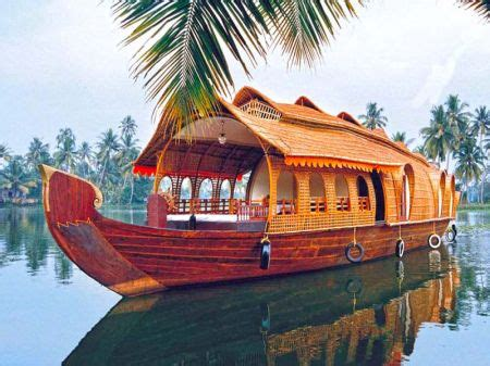 kerala tourism alleppey boat house booking deluxe houseboats booking in kerala deluxe boat house