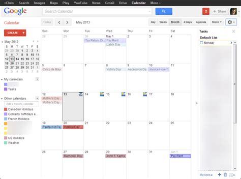 google calendar layout options google calendar applications calendar template 2016