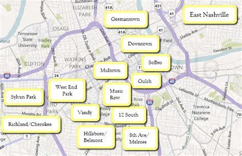 nashville neighborhoods the best of nashville tn neighborhoods and home search