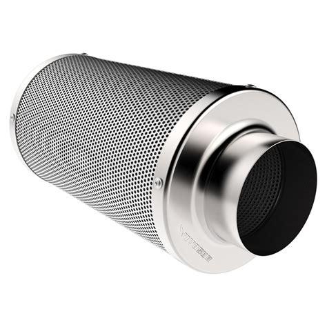 vivosun 4 inch air carbon filter odor with australia charcoal ebay