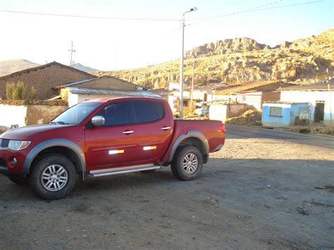 mitsubishi l200 2007 mitsubishi l200 4x4 2004 picture to pin on pinterest