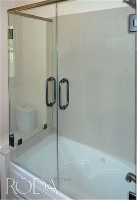 roda shower door doors on a tub it roda by basco celesta 3 8