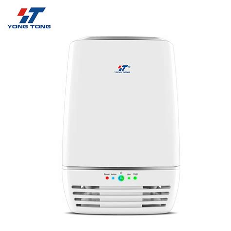 anion hepa air purifier for dust carbon filter smoke remover room air cleaner ebay