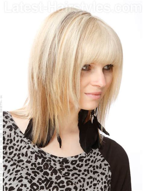 textured layered shag hairstyles say yes to layered hair 25 stunning ideas to try