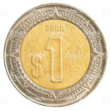 piso mexicano moneda de un peso mexicano fotograf 237 a de stock y m 225 s
