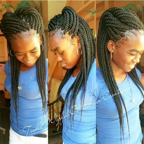 goddess braids with blades 18 best hair styles images on pinterest sanaa lathan