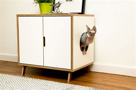 cat bed side table the bloq by binq design 25 awesome furniture design ideas for cat lovers bored panda
