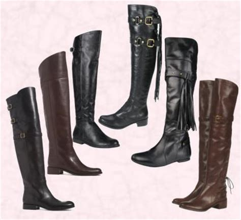 hobbs jacque over the knee boots 349 fashion in women s shoes trends for 2009 in ladies boots