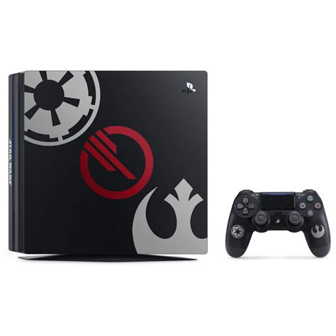 wars battlefront 2 console sony playstation 4 pro limited edition 1 to wars