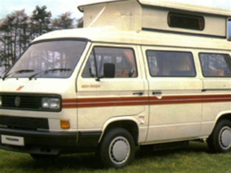 Sleeper Vans For Sale by Used Buying Advice 1980 1991 Auto Sleeper Vw Trooper