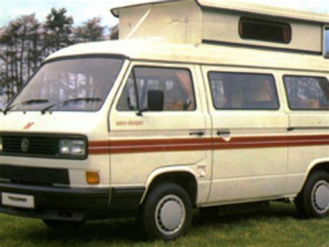 used buying advice 1980 1991 auto sleeper vw trooper