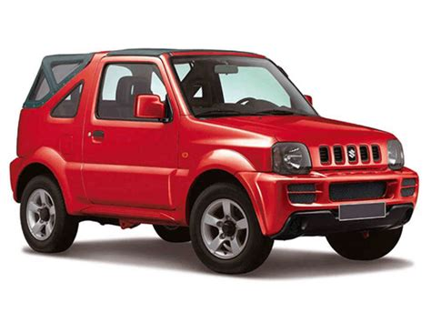 Suzuki Jimny Jeep 4WD Soft Top A/C ? Value Plus Corfu Car
