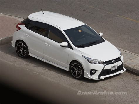 Spoiler All New Toyota Yaris Trd Spoiler All New Yaris Murah پا به پای تویوتا یاریس هاچ بک مدل 2015 پدال مجله خودرو و حمل و نقل
