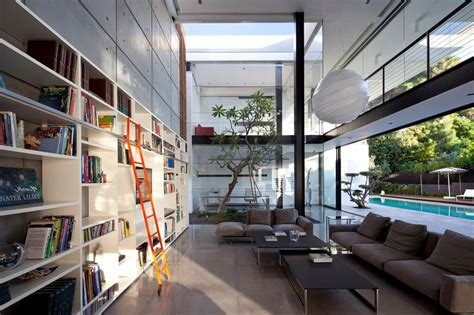 home design inside style contemporary bauhaus style home in haifa