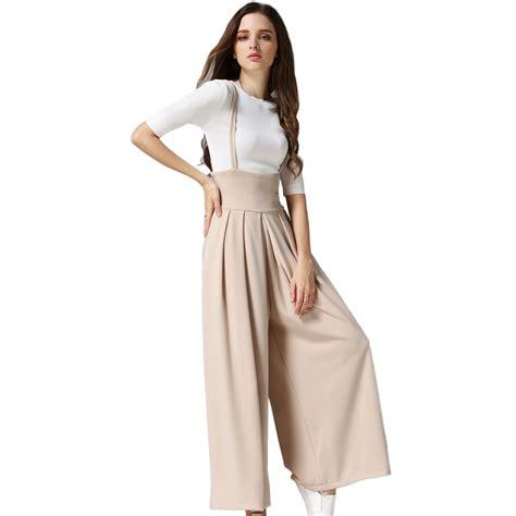 Celana Kulot Katun Bunga 17 model celana kulot untuk wanita modis fashionable 2018
