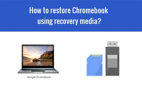 resetting hp chromebook how to restore chromebook using recovery media