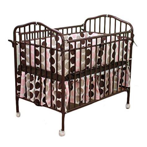 la baby miniportable crib chocolate la baby httpswww