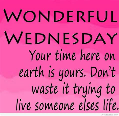 wednesday quotes happy wednesday quotes pictures messages sayings