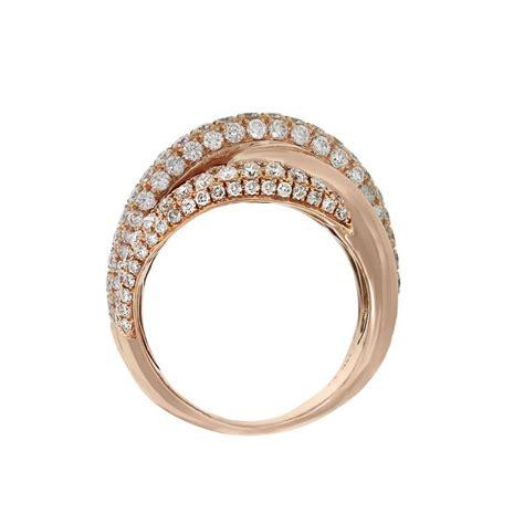 gold crossover ring at 1stdibs