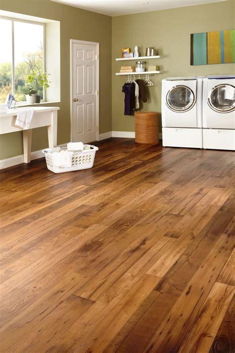 stratamax  armstrong vinyl wood  flooring woodcrest dark natural  brother