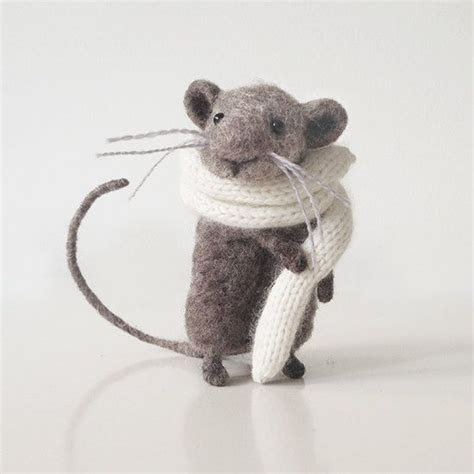Handmade Mice - 1000 images about needle felted mouse rat sugargliders